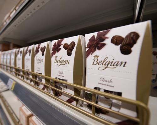 Belgian chocolate - Shops